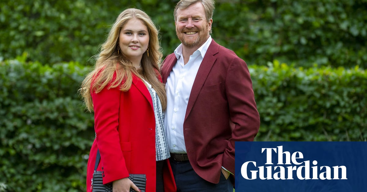 Dutch royals can marry person of same gender without giving up throne, says PM