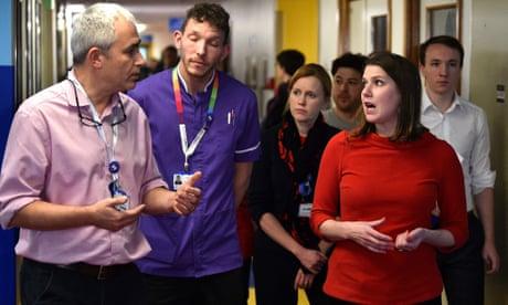 NHS winter crisis fears grow after thousands of EU staff quit