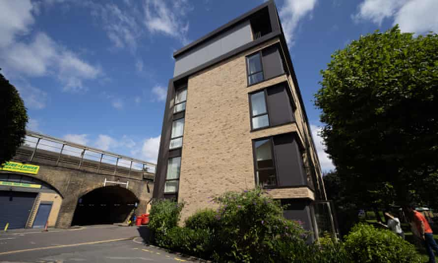 Pocket Living offers affordable homes to first-time buyers.