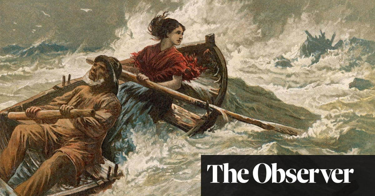 Amazing Grace: artist's tribute casts new light on Victorian rescue heroine