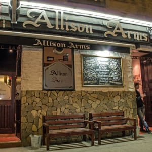 The Allison Arms, Glasgow