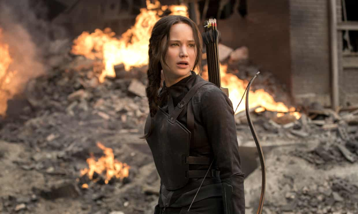Triple Trouble: Why Book Trilogies Are Better Than Film by Alison Flood for The Guardian