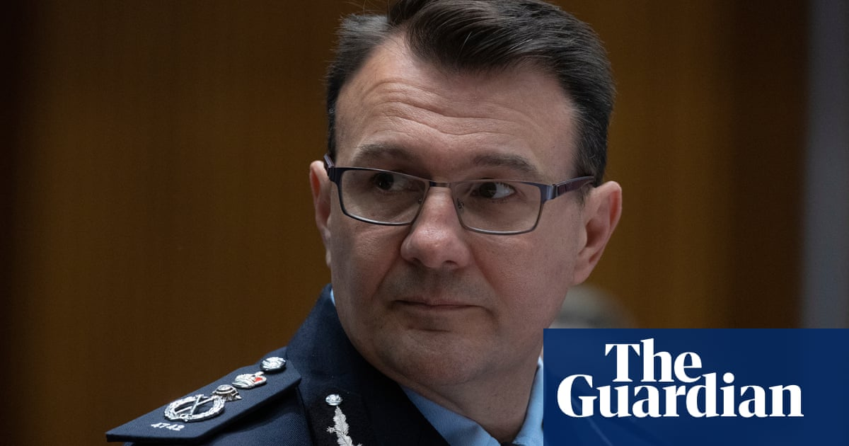 'Pay for more murders': AFP boss says decriminalising drugs won't stop organised crime