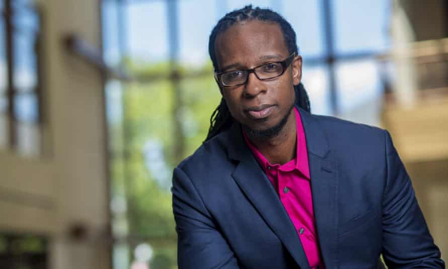 Ibram X Kendi, the book's co-curator: 'an able navigator of race relations'