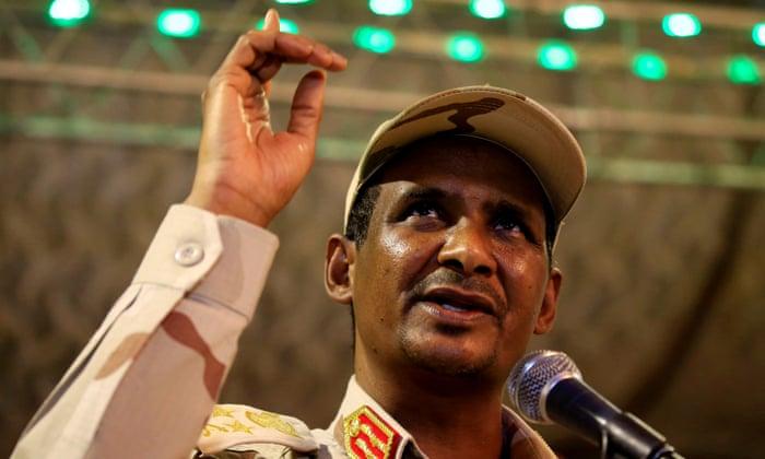 Sudan's generals launch renewed crackdown to defeat general strike