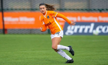 Clare Shine and her Glasgow City teammates face a tie against Sparta Prague.