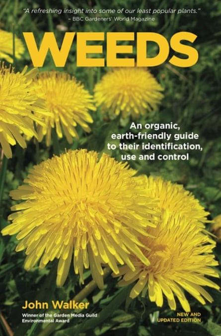 Cover image of the book Weeds: An Organic, Earth-friendly Guide to their Identification, Use and Control
