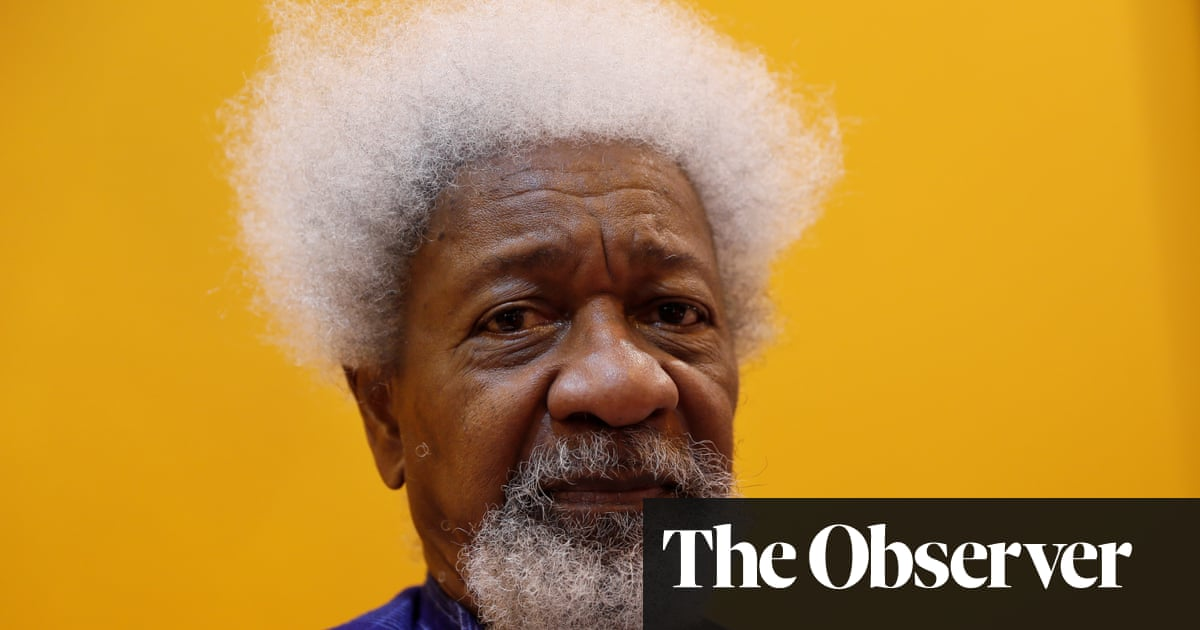Chronicles from the Land of the Happiest People on Earth by Wole Soyinka review – a vast danse macabre