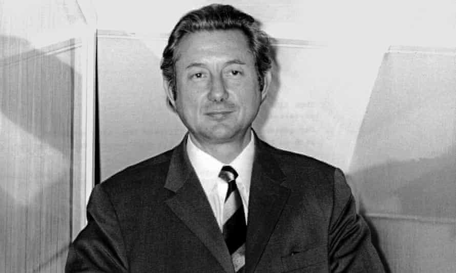 Theo Albrecht in 1971