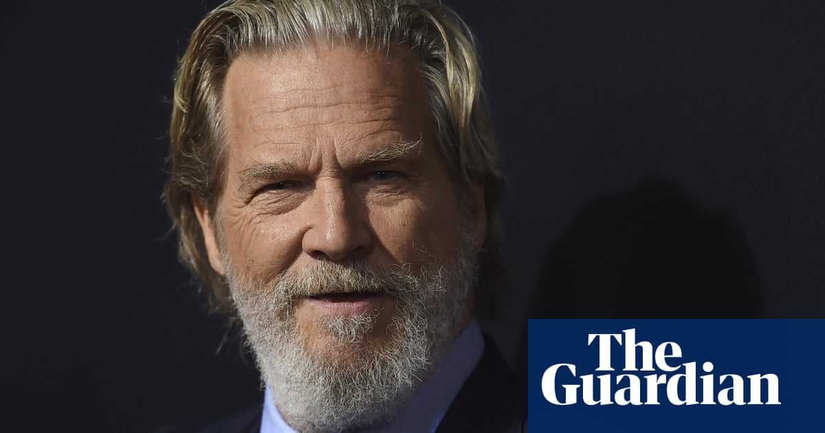 Actor Jeff Bridges being treated for lymphoma