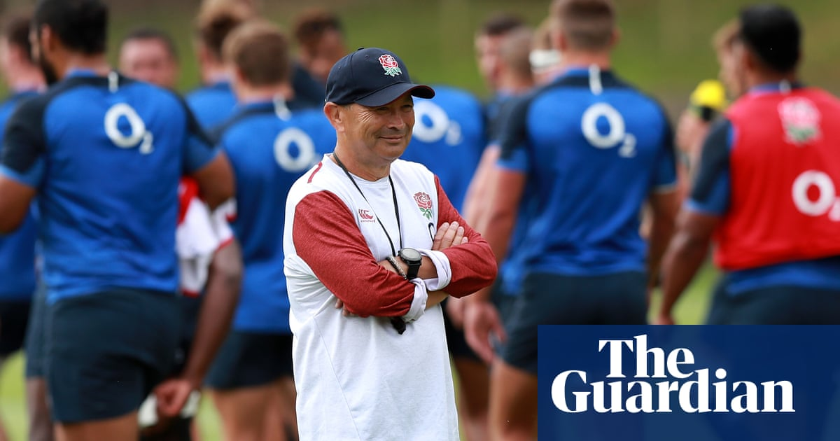 Eddie Jones's England picture remains unclear as World Cup looms | Robert Kitson