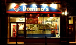 Dominos Struggles As Rival Delivery Services Threaten To