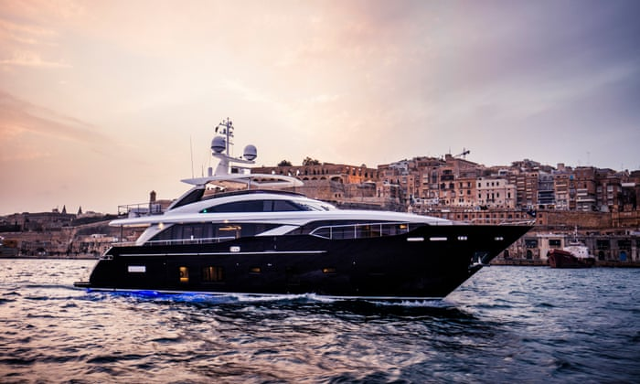 Princess Yachts Motors To Record Profit Amid Boom In Global Wealth