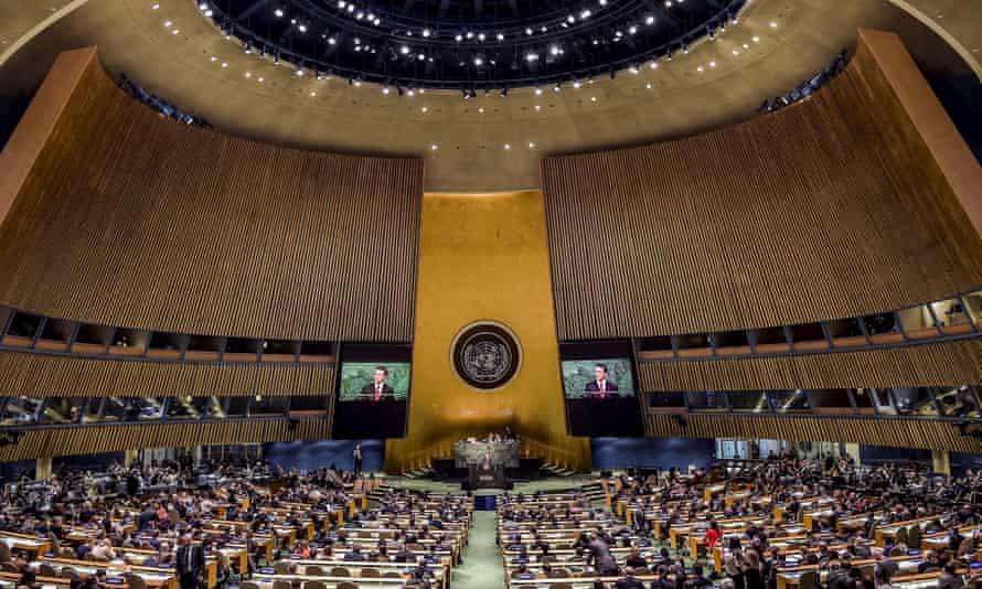 United Nations global war on drugs