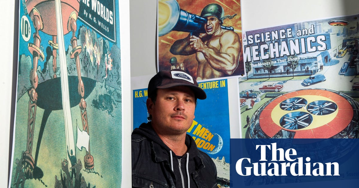 People need to open their minds! – Tom DeLonge on his new career as a UFO expert
