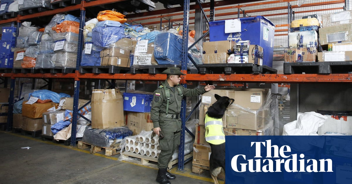 Colombia: massive bust suggests drug mules are swallowing