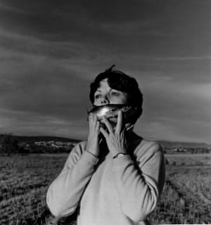 Self Portrait In The Country, 1996