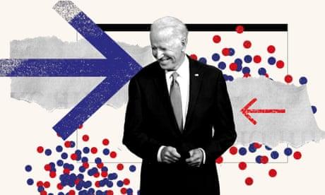 How Joe Biden won the presidency