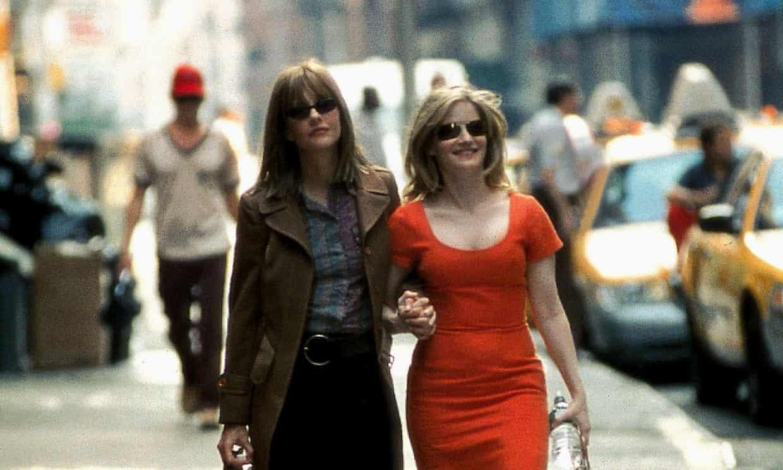 Meg Ryan y Jennifer Jason Leigh en In The Cut