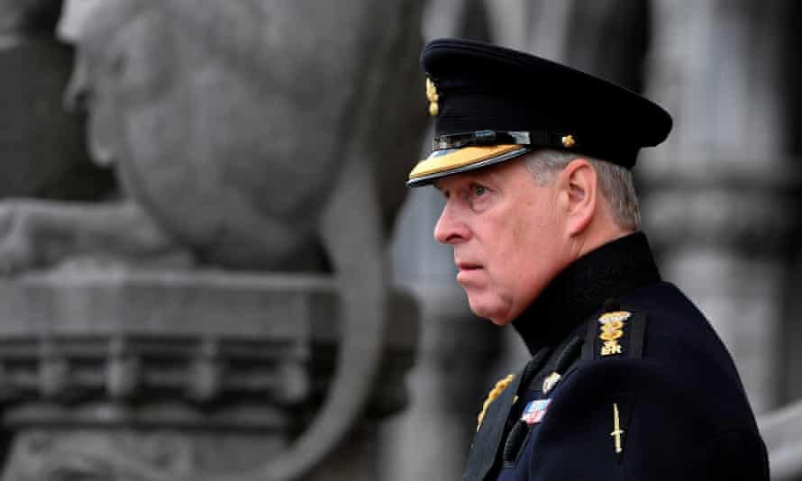 Prince Andrew has denied sexual activity with Epstein's accuser, Virginia Giuffre.
