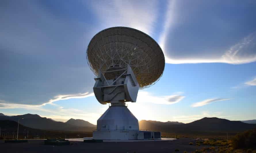 ESA's Malargüe tracking station