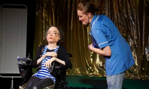 Assisted Suicide: The Musical at Unlimited festival.