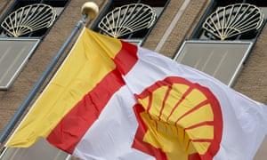 Shell oil HQ