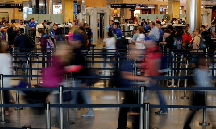 My (short) life as an airport security guard | World news