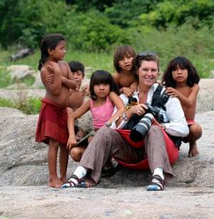 Alice Kohler first visited the Araweté in 2009.