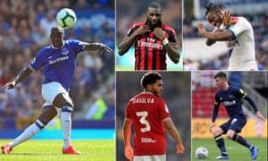 Kurt Zouma, Tiemoue Bakayoko, Michy Batshuayi and Jay Dasilva could all feature for Chelsea next season.
