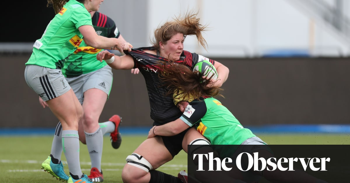 'No one can call it': Saracens and Harlequins brace for Premier 15s final