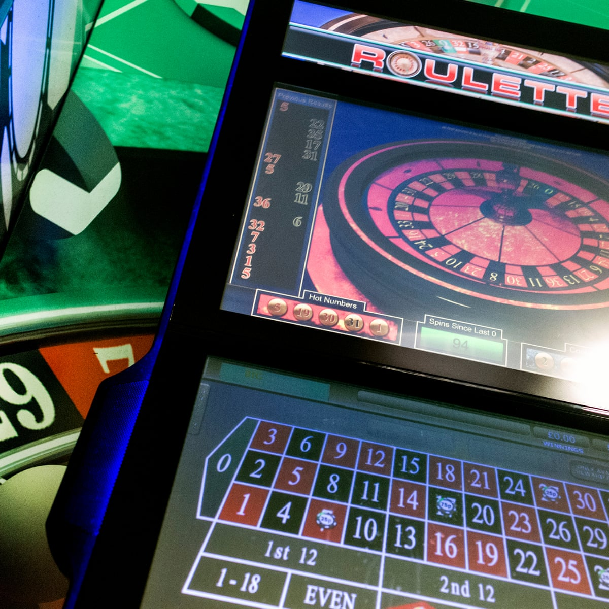fixed odds betting terminals rigged stock