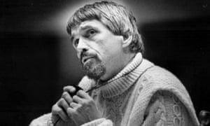 Father Daniel Berrigan in 1974.