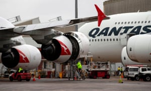 qantas core values