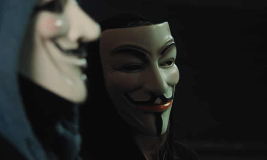 Anonymous Comes To Town documentary