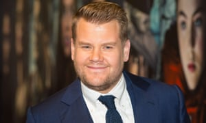 James Corden: cited The Great British Bake Off, Strictly Come Dancing, Peter Kay's Car Share and Sir David Attenborough's documentaries as 'incredible' BBC programmes.