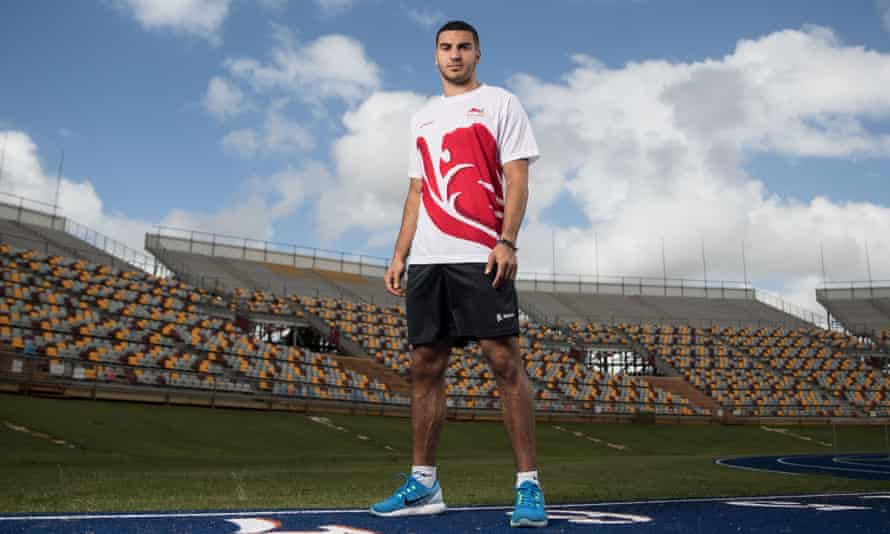 Adam Gemili is keen to get a serious return at the 2018 Gold Coast Commonwealth Games.