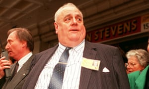 Cyril Smith in September 1990