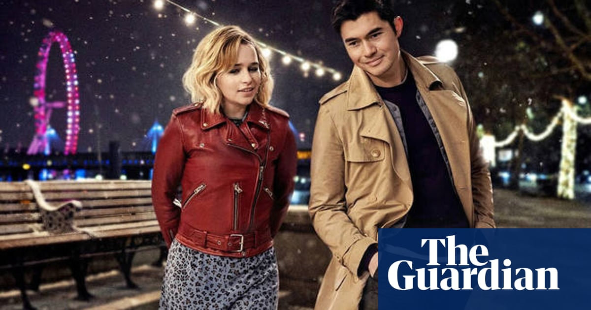 Last Christmas: first trailer for Emma Thompson romcom featuring the music of George Michael