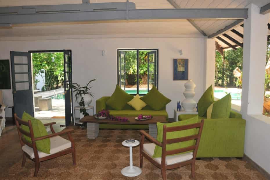 Diklande Estate Bungalow near Negombo, Sri Lanka