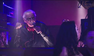 Stan Lee movie cameos - Deadpool