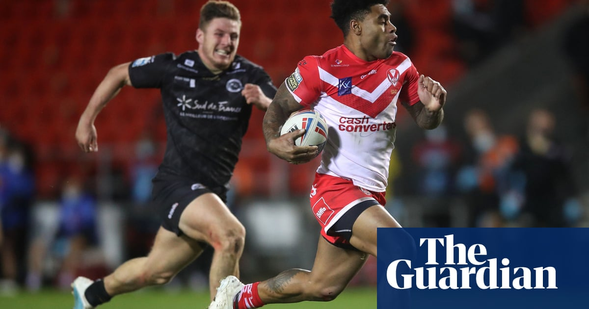 St Helens demolish Catalans Dragons to set up Grand Final clash with Wigan