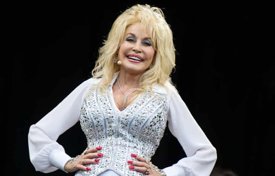 Parton was living feminism without reading about it.