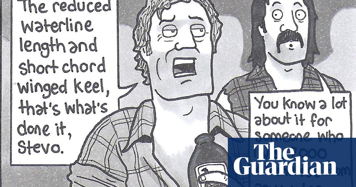 David Squires On Australia Iis Americas Cup Win In 1983