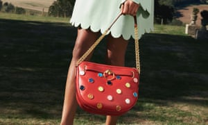 A handbag from Mulberry's ss19 collection.