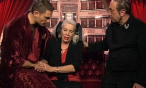 Celebrity Big Brother Angie Bowie David Gest