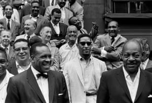 Bill Crump, Stuff Smith, Sonny Rollins, Coleman Hawkins and others