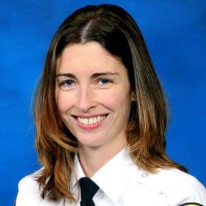 Rachel Parker. A victim of the Las Vegas mass shooting on 2 October 2017