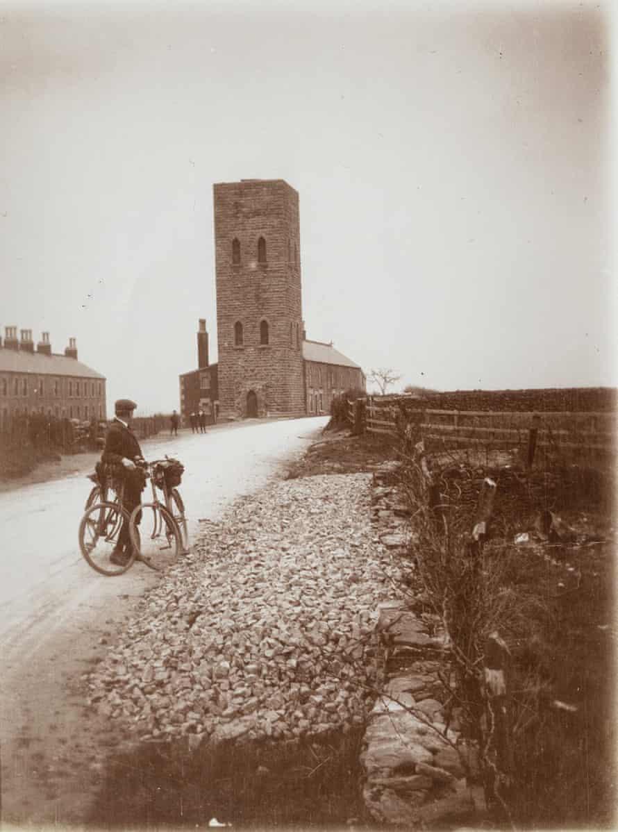 Turner's Tower - Hemington, Radstock, Avon.