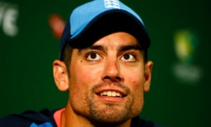 Alastair Cook has admitted to ball-tampering suspicions during the recent Ashes tour.